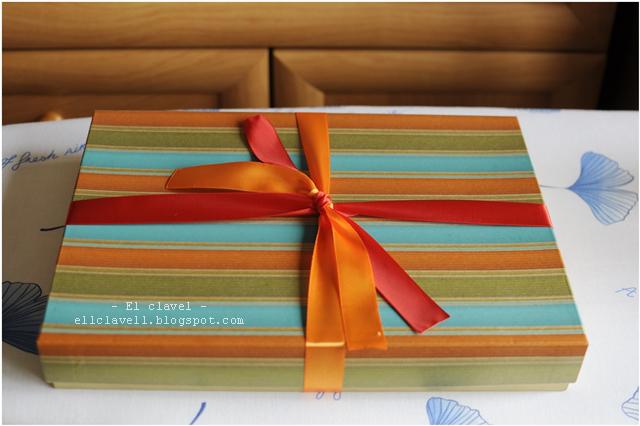 pudełko na prezent-Elclavel