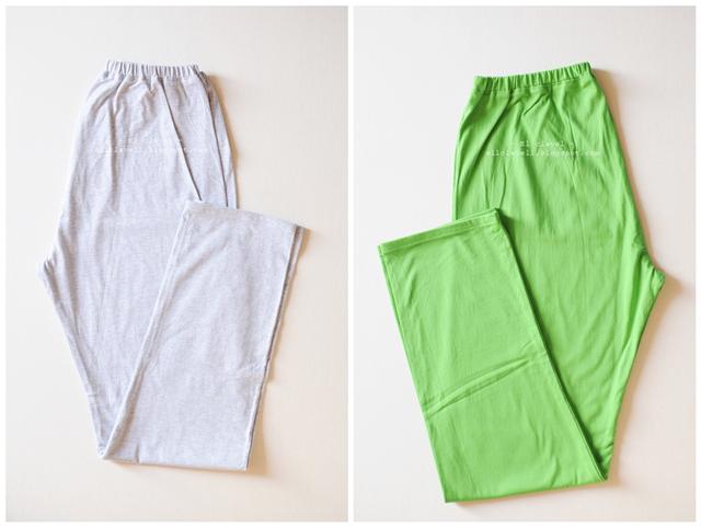 spodnie od piżamya El clavel